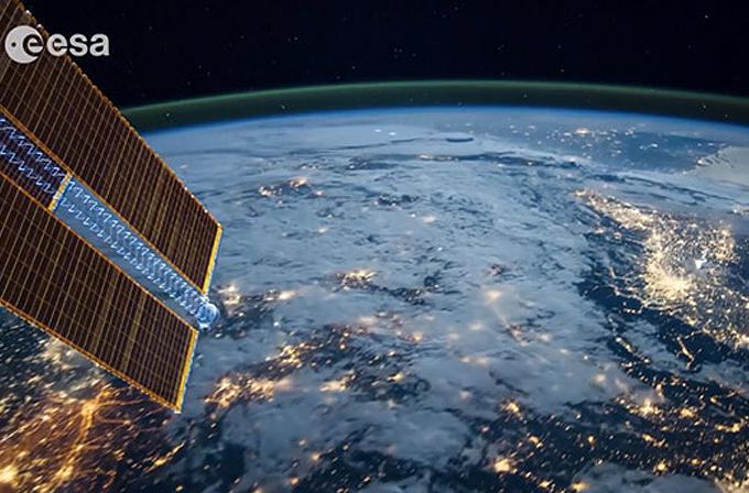 Video: Uluslararası Uzay İstasyonu'ndan timelapse video