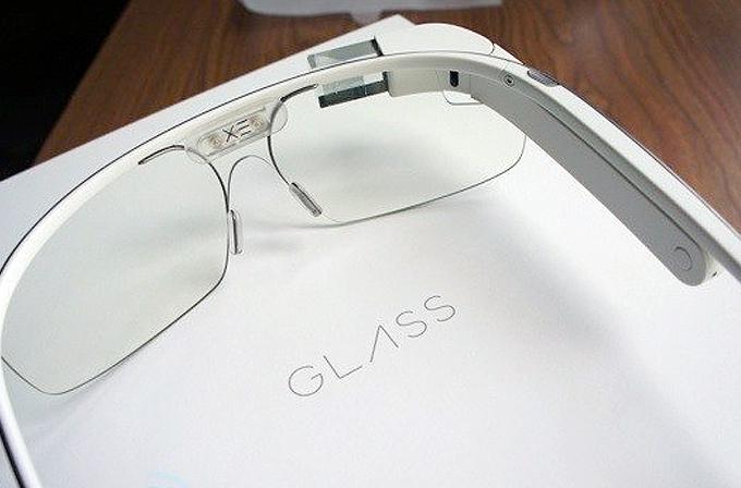 Yeni Google Glass gücünü Intel'den alacak
