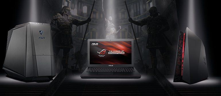 ASUS ve Crytek, 4K oyun deneyimini ilk kez GameX fuarında yaşatacak!