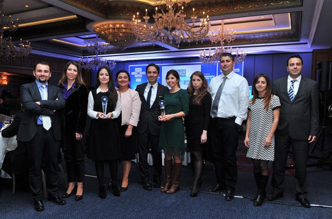 Türk Telekom web sitesine birincilik ödülü
