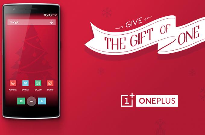 OnePlus One'dan Yeni Yıla'a özel davetiyesiz satış!