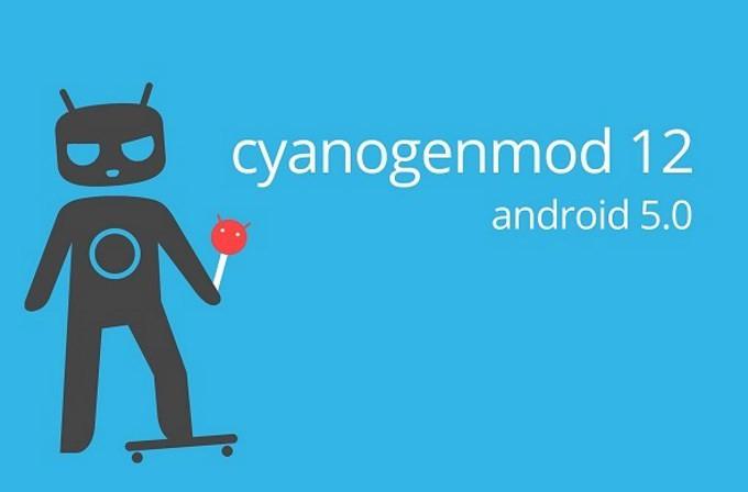 Galeri: CyanogenMod 12'den ilk ekran görüntüleri geldi