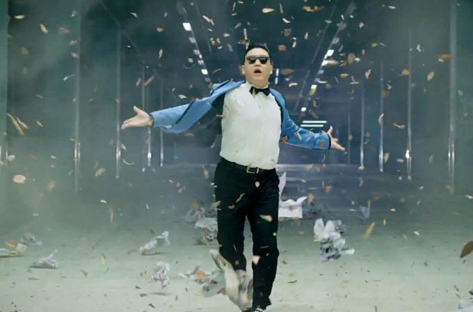 Ve sonunda Gangnam Style, YouTube'u bozdu!