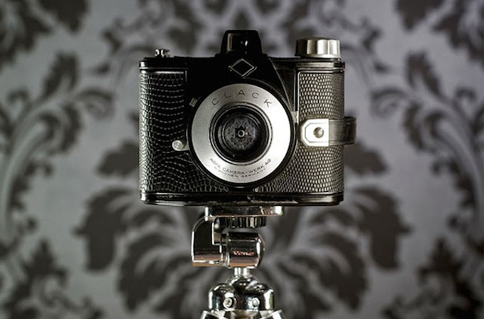 Galeri: Selfiesini çeken klasik kameralar