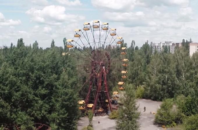 Video: Çernobil'in yalnızlığa mahkum ettiği şehir Pripyat'tan inanılmaz görüntüler