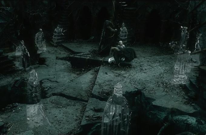 Video: The Hobbit'in son filminden bir bölüm yayımlandı