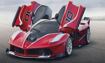 Ferrari'nin yeni canavarı: FXX K