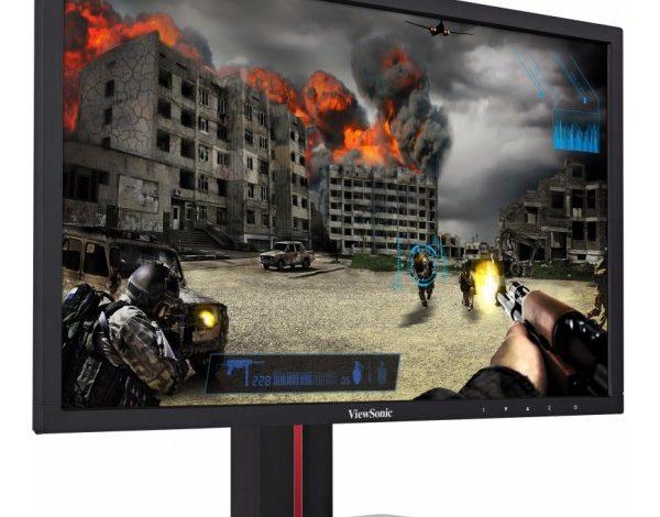 Viewsonic VG2401mh oyuncu monitörü CoD: Advanced Warfare dahil 10 oyun hediyesiyle geldi