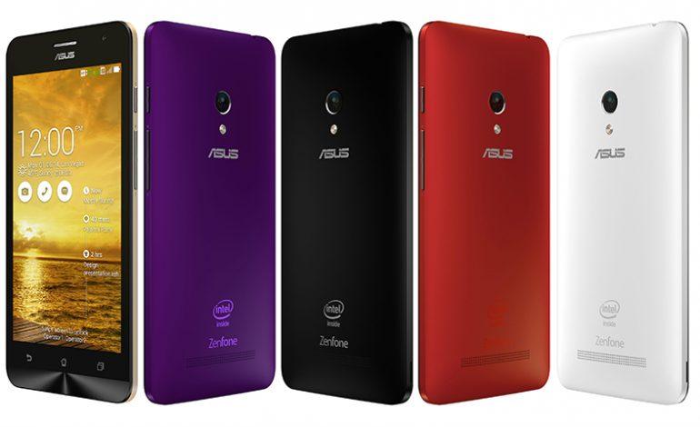 ASUS ZenFone'a sahip olmak artık çok daha kolay!