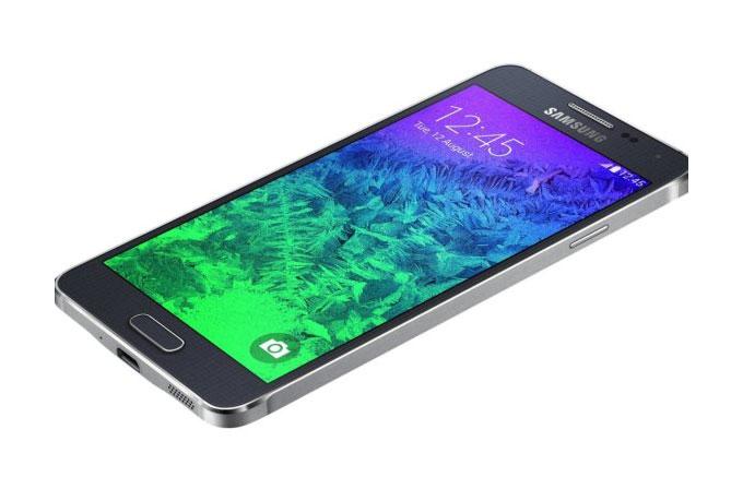 Corning Gorilla Glass 4'e sahip ilk telefon Galaxy Alpha