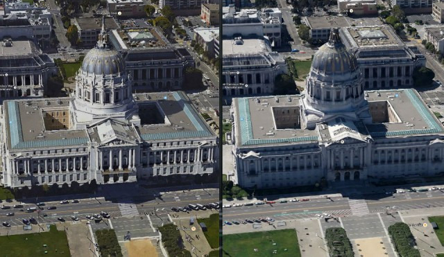 Google Maps'in yeni 3D modellemeleri inanılmaz detaylandı