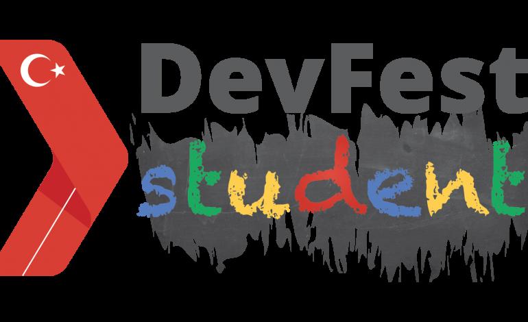 DevFest Student'14 20 Aralık'ta Eskişehir'de