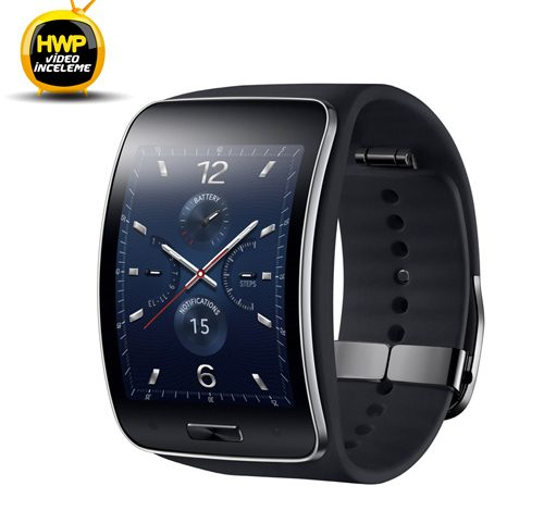 Samsung Gear S Unboxing