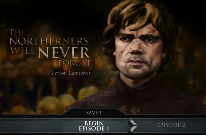 Telltale Games'in Game of Thrones oyunu Android'e geldi