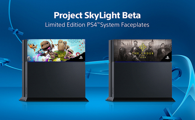 Artık Playstation 4'lerinizin yeni yüzleri olacak