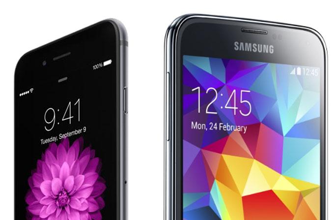 Samsung kan kaybediyor, Apple yükseliyor