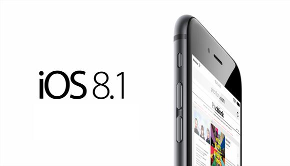Artık iOS 8.1'e geri dönme şansınız kalmadı