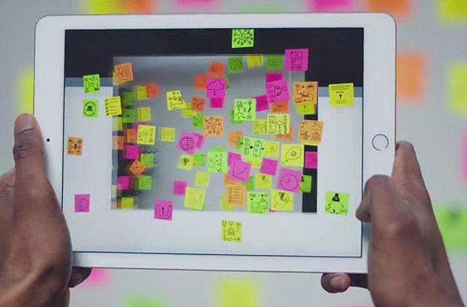 Apple'ın yeni iPad Air 2 reklamının teması 'değişim'