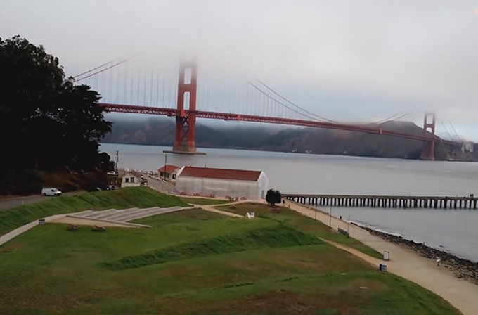 Video: Moto X'in 13MP kamerasında 4K San Fransisco