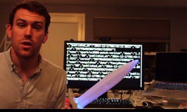 Video: Bilbo'nun kılıcı Sting, bizim dünyamızda WiFi bulunca parlıyor!