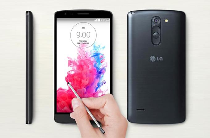 LG G4,  direkt olarak Galaxy Note 4 'ün rakibi olacak