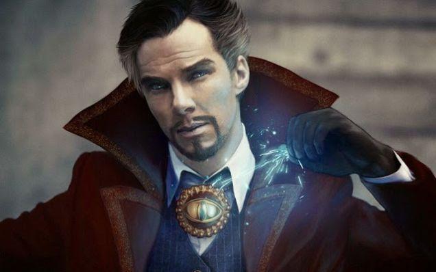 Doctor Strange'i Benedict Cumberbatch canlandıracak