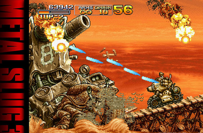 Metal Slug 3 PS4, PS3 ve PS Vita'ya geliyor!