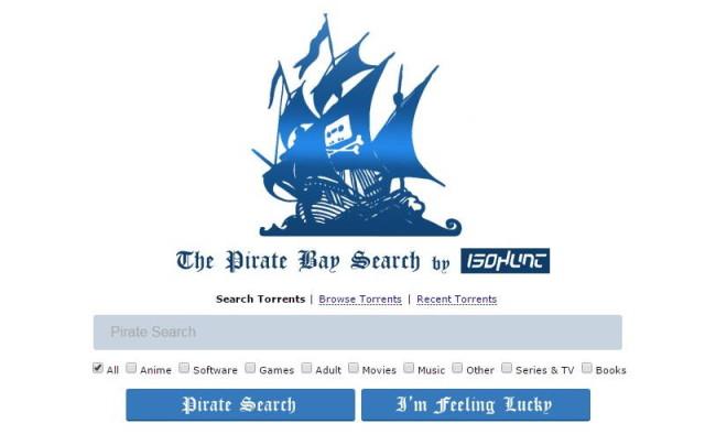 IsoHunt ekibi PirateBay'i diriltti