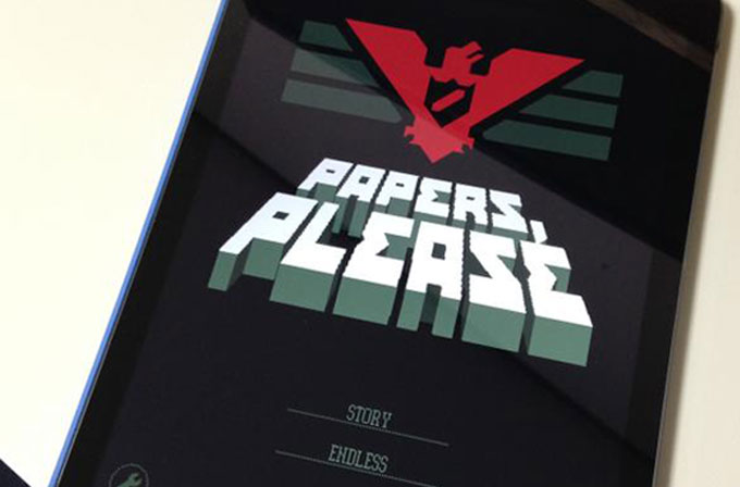 Papers, Please iPad'e geliyor