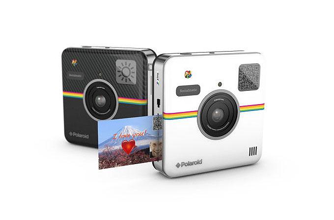 Polaroid'in Socialmatic kamerası ön siparişe açıldı