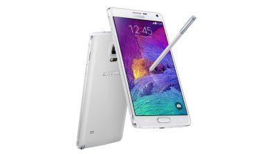Samsung Galaxy Note 4'e dört ülkeden çevre dostu ürün sertifikası geldi