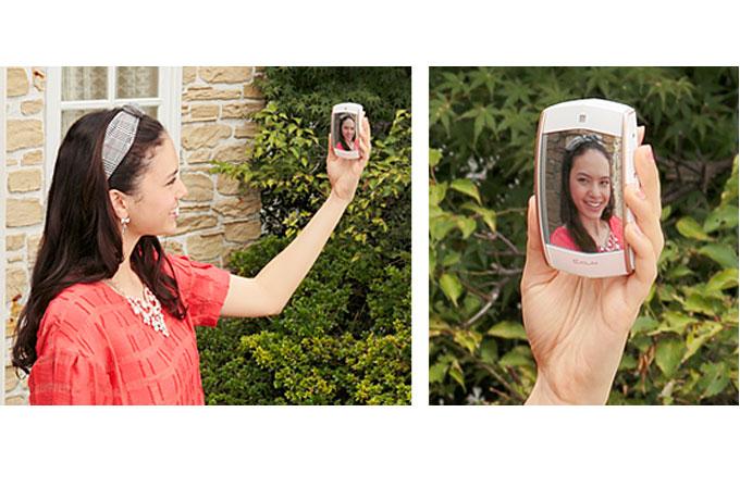 Selfie akımına Casio da katıldı