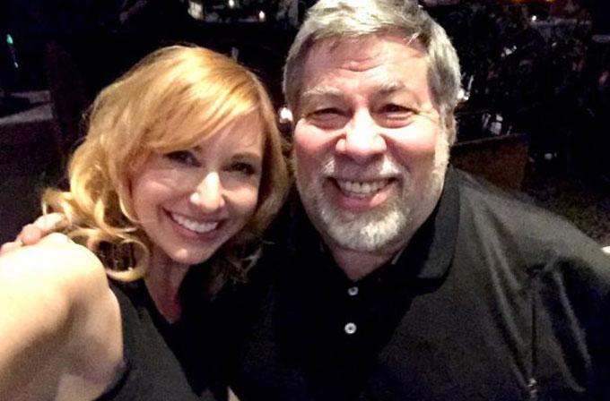 Steve Wozniak televizyon şovuna başlıyor