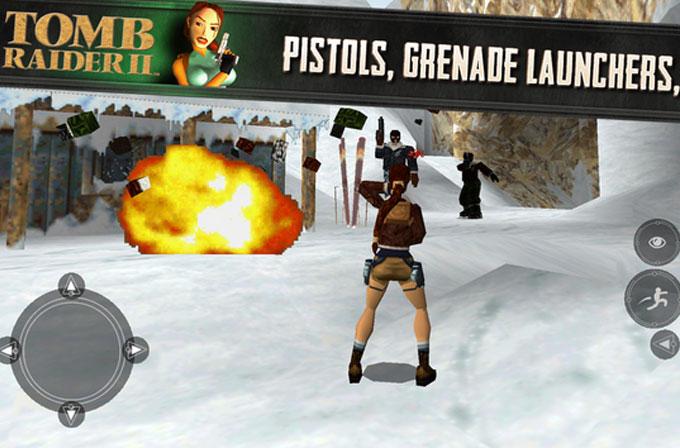 Tomb Raider 2 iOS'a geldi