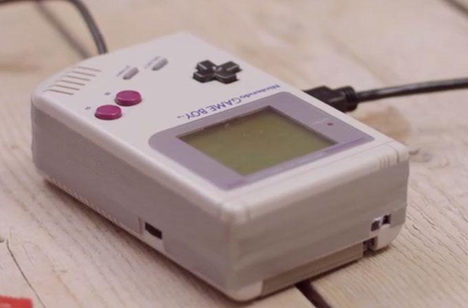 Artık Gameboy'u 1080p Full HD televizyona bağlayıp oynayabilirsiniz!