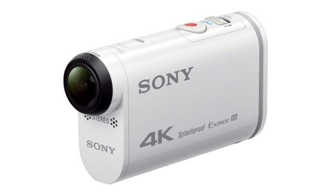 Sony'den 4K Action Cam duyurusu