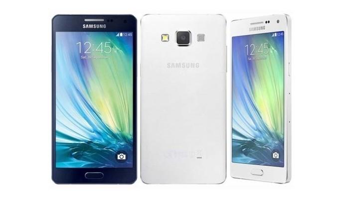 Samsung Galaxy E5 23 ocakta Rusya'da çıkıyor