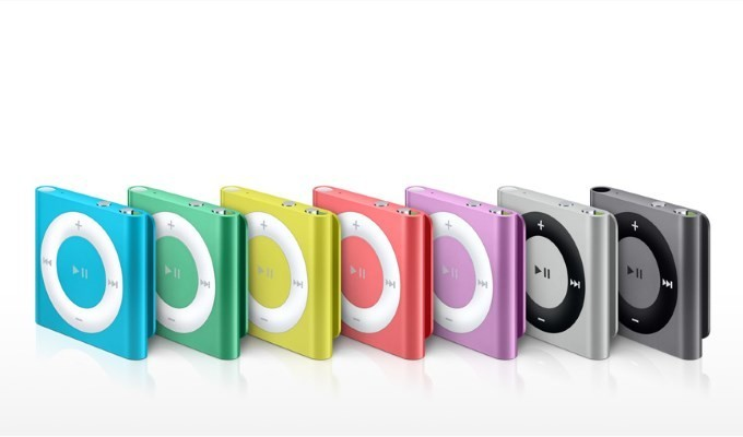 Apple'ın iPod Shuffle'dan vazgeçmeye niyeti yok