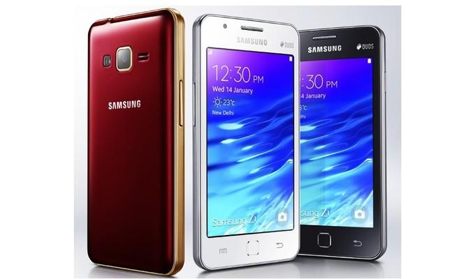 Tizen OS tabanlı Samsung Z1 Hindistan'da satışa çıktı