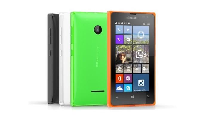 Microsoft Lumia 532'yi duyurdu