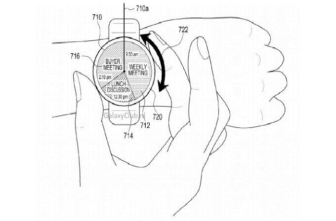 Samsung Orbis akıllı saat MWC'de tanıtılacak