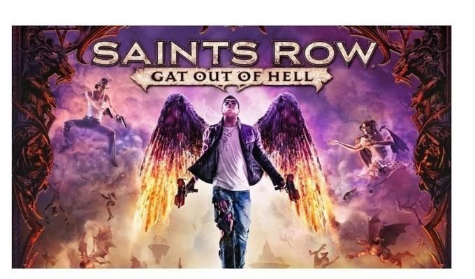 Saints Row IV: Gat out of Hell'in çıkış trailerı yayınlandı