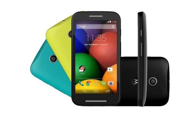 Motorola Moto E Styx Android 5.0 Lollipop ile geliyor