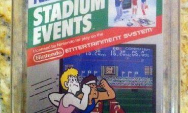 NES oyunu eBay'de 35,100 $'a satıldı!