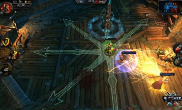 The Witcher: Battle Arena Android'e geldi