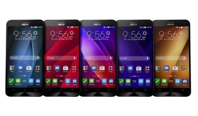 ASUS ZenFone 2 benzeri 5-inç'lik bir telefon çıkaracak