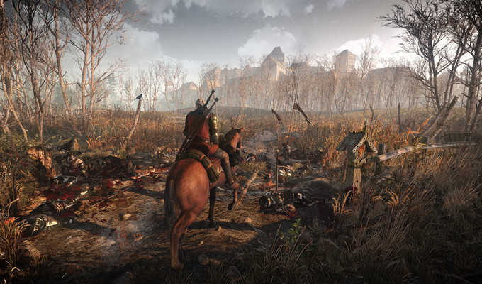 The Witcher 3: Wild Hunt'a 15 dakikalık oyun için video geldi