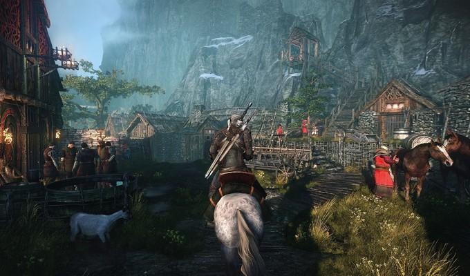 The Witcher 3: Wild Hunt PS4'te 1080p XOne'da 900p mi olacak?
