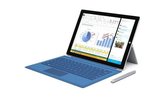 Microsoft'un Surface departmanı 1.1 milyar $ gelir elde etti