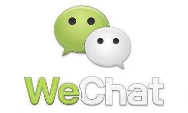 WeChat'de PC'lere geliyor